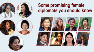 Once on the Margins, Women Diplomats Are Now Making Their…