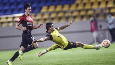 Chinese Super League : Guangzhou Evergrande registers third straight win
