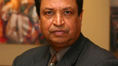 Forbes-listed billionaire Binod Chaudhary tests positive for coronavirus
