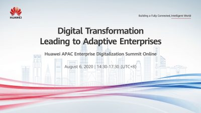 Huawei Empowers Asia Pacific Digital Transformation