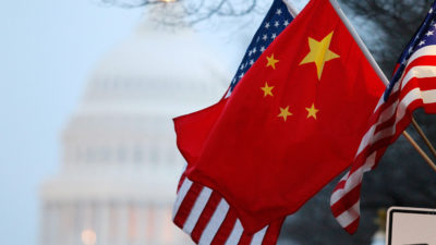 China sanctions 11 Americans in retaliation for US move