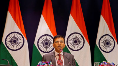 After Nepal takes exception to Indian Minister Jaishankar's remark, India…