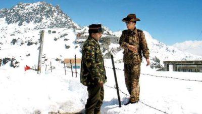 India and China playing blame games at border