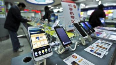 China's mobile phone shipments reach 22.3 mln units in July