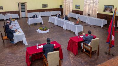 CPN Secretariat meeting approves task force