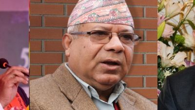 Indian ambassador to Prachanda and Nepal: secretaries cannot resolve the…