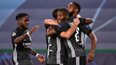 Lyon Roars as City Crash Away