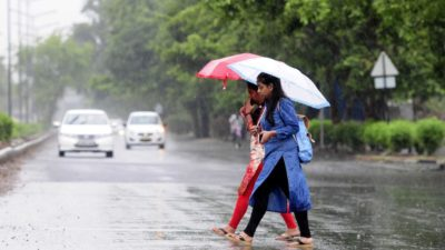 Monsoon expected to enter Nepal in few days, heavy rainfall…