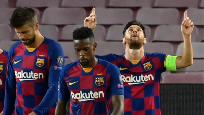 End of an era for Barca?
