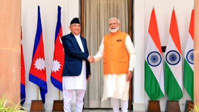 Preparations for talks between Nepal and India underway for the…