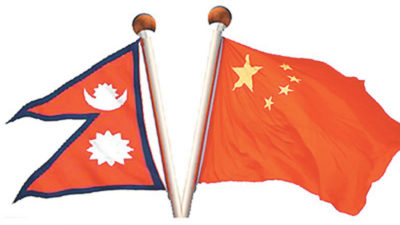 Nepal, China hold discussion to review progress of China-funded projects