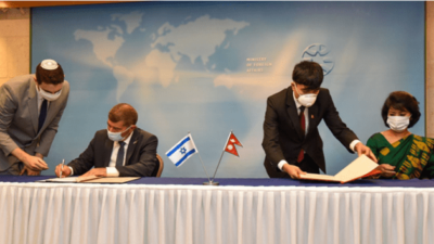 Agreement made between Nepal and Israel on diplomatic passport, Nepal…