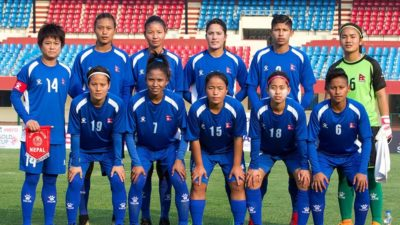 Nepal at 99 th in latest FIFA rankings
