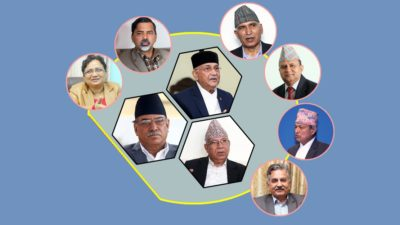 Verbal agreement between Oli and Prachanda produces a task force…