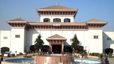 Parliamentary committee directs govt to manage 10,000 ventilators