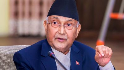 Prime Minister Oli dismisses calls for his resignation on moral…