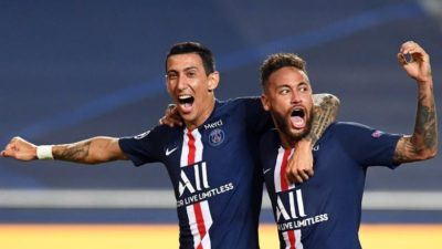 PSG's First-Ever Champions League Final Berth