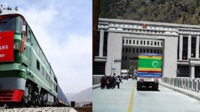 China has begun Kerung-Singache railway feasibility study