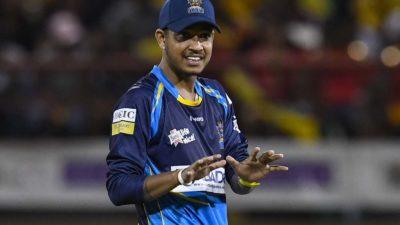 Sandeep takes one wicket,team Jamaica Tallawahs loses