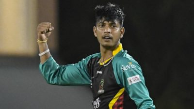 Sandeep climbs a notch up in ICC's new ranking
