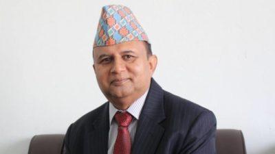 Specificity of Nepali society exemplary: CM Pokhrel