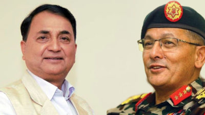 There are no qualms with Nepal Army: Ministry of Defense
