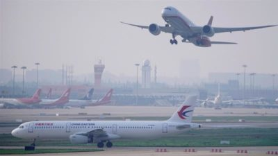 US, China agree to increase airline flights between them to…