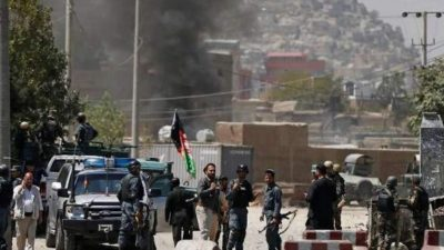 Police officer killed, 15 wounded in Afghan bomb attack: official