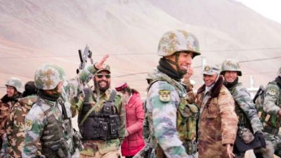 Why the PLA broadcasted Punjabi songs for Indian troops