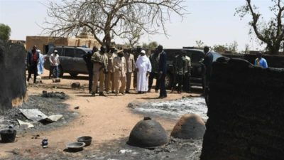 8 people killed in armed attack in Mali