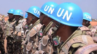 Peacekeeping-bound army personnel test positive for coronavirus