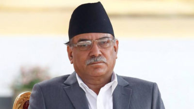 Chairman Dahal expresses grief over loss of life in Ghumthang…