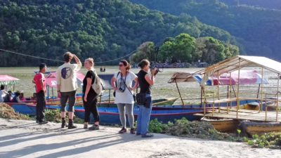 Tourism in Pokhara reviving after six months