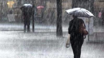 Rain-triggered floods cause damage