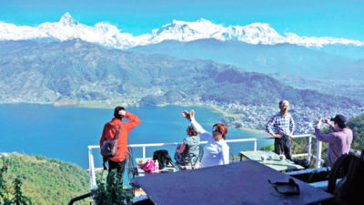 Nepali sings national anthem of 50 countries on World Tourism Day