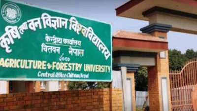 Agriculture University's central office padlocked for nearly two months