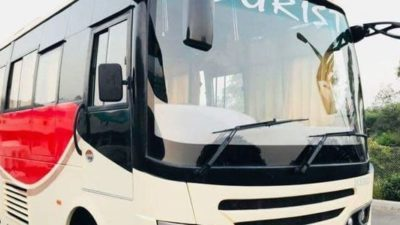 Transport entrepreneurs to operate tourist bus placing safety measures