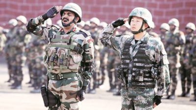 Military commanders of India, China to hold meeting next week