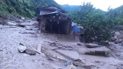 Youth raise funds for flood survivors