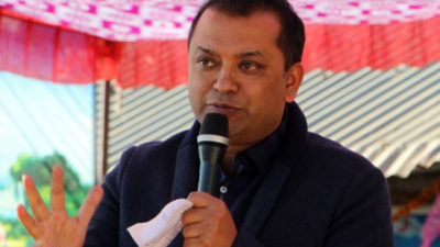 Don't throw bullets at people, Prime Minister: Gagan Thapa
