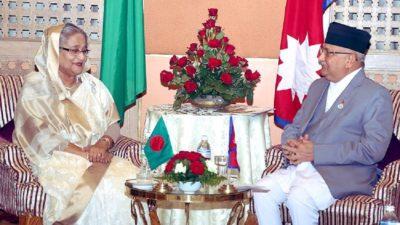PM Oli seeks support of Bangladesh for urgent supply amidst…