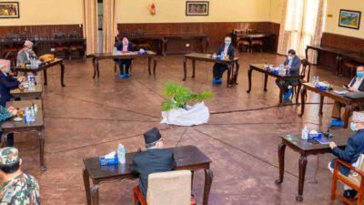 Prime Minister Oli's initiative for rapprochement turned down, Prachanda to…