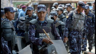 Over 2,000 Nepal Police personnel infected with coronavirus