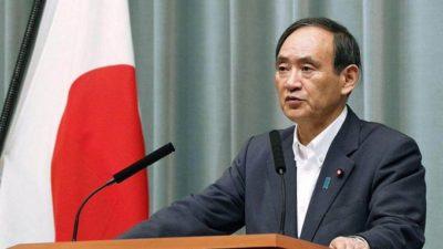 Yoshihide Suga set to be Japan's PM