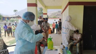 1,039 corona infected, 1173 discharged in last 24 hours