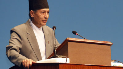 Former Finance Minister Khatiwada appointed Chief Economic Advisor to PM…
