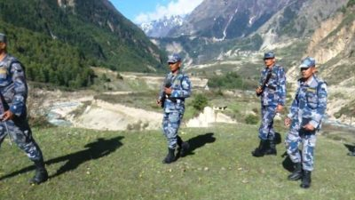 APF Nepal begins building construction in Chhangru