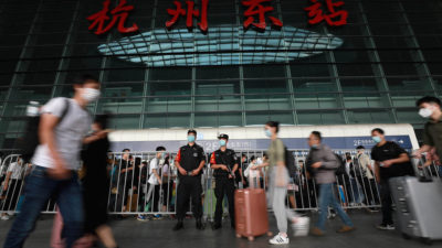 China to test entire city in 'five days' after six…