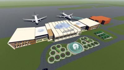 Expansion of Nepalgunj Airport resumes