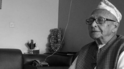 Former Principal Secretary Khanal passes away